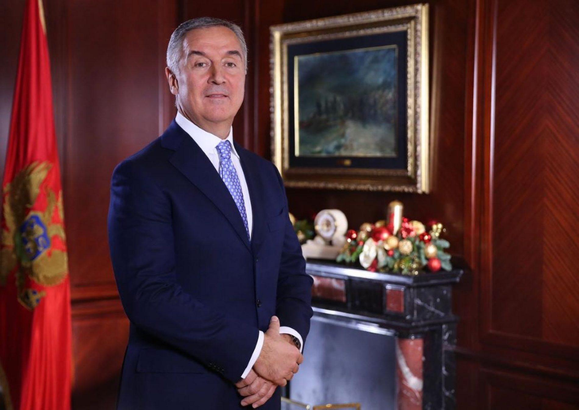 Predsjednik CG: Svako pristajanje na cijepanje Bosne i Hercegovine vraća nas u rat
