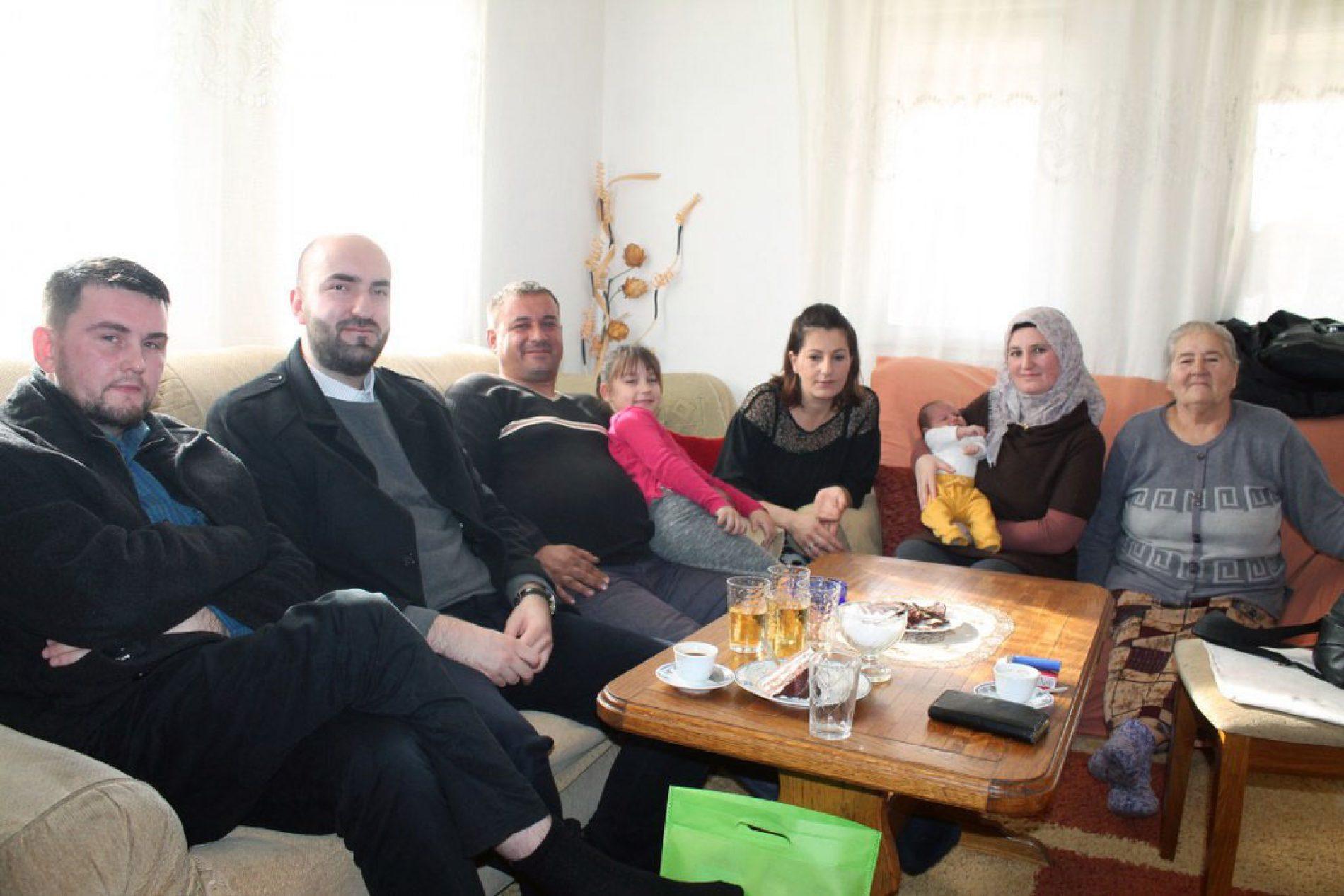 Hercegovina: Šesto dijete bračnog para Mulać
