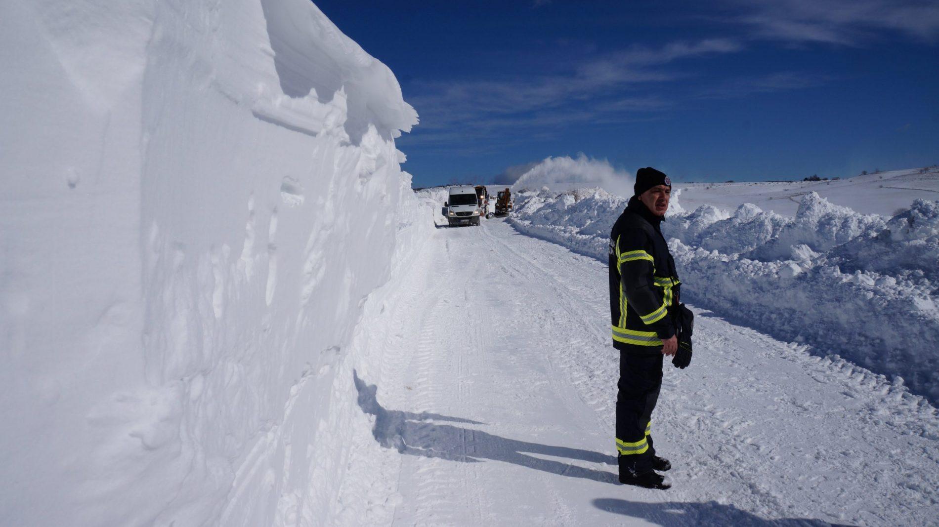 Sandžak: Na Sjeničko-pešterskoj visoravni za noć palo metar snijega