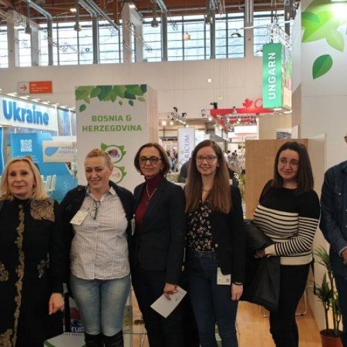 """Nastup bosanskih kompanija na sajmu """"BIOFACH"""" –  najvećem svjetskom sajmu organskih proizvoda"""