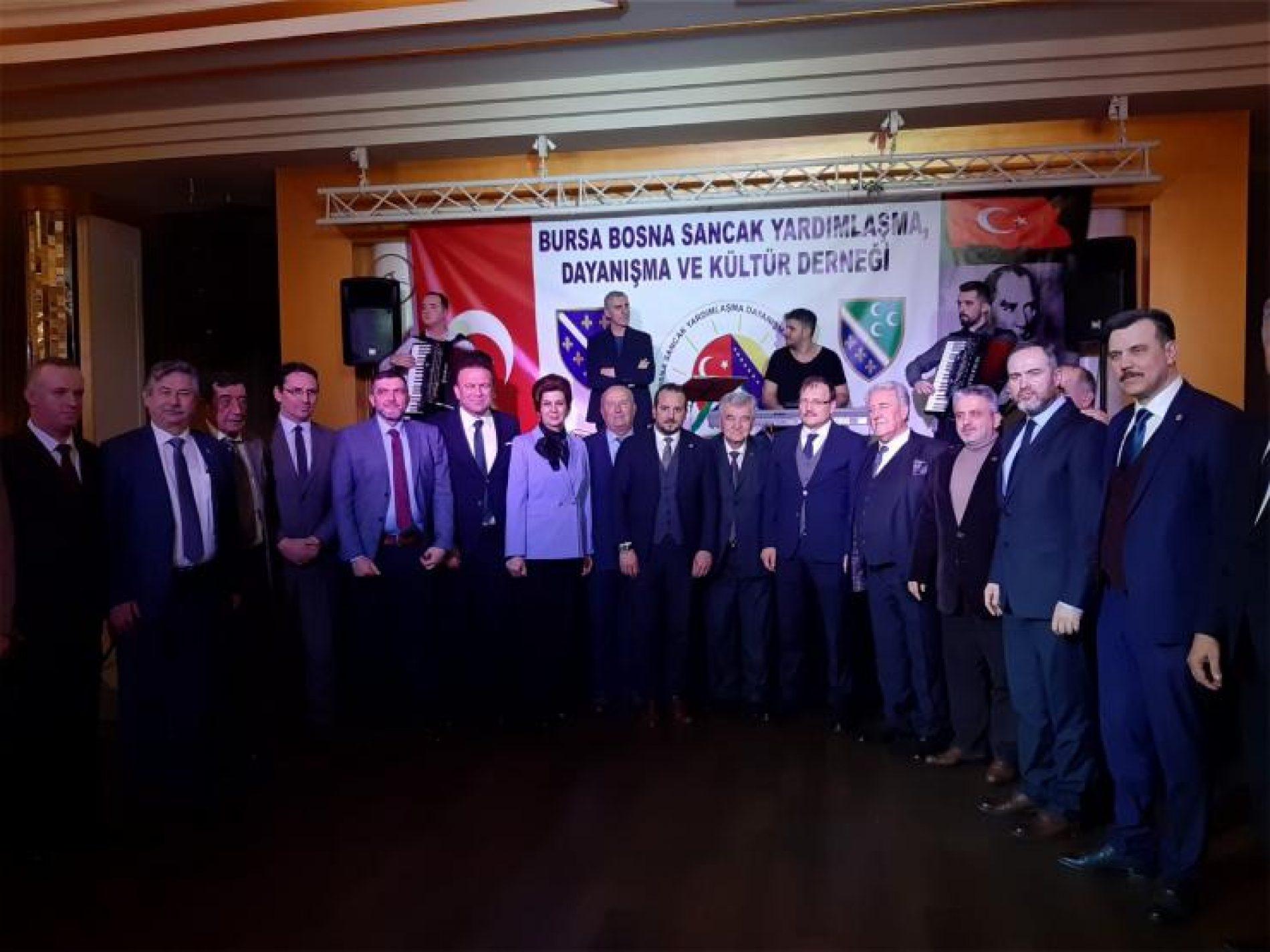 Saradnja Bošnjačkog nacionalnog vijeća i grada Burse