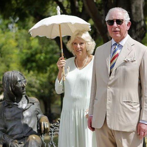 Britanska kraljevska rezidencija: Princ od Velsa 17. i 18. marta u Srebrenici i Sarajevu