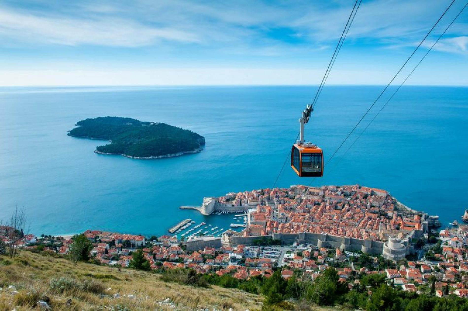 U januaru u Dubrovniku i Splitu najviše bosanskih turista