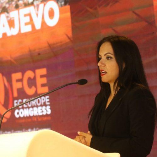 S 19 godina napustila je SAD i vratila se u Bosnu; danas je direktorica šampiona države u fudbalu