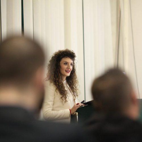 """Jasmina Džafić, najmlađa doktorica ekonomskih nauka  u ZDK: """"Uči, čitaj"""" investicija sa najboljim povratom"""