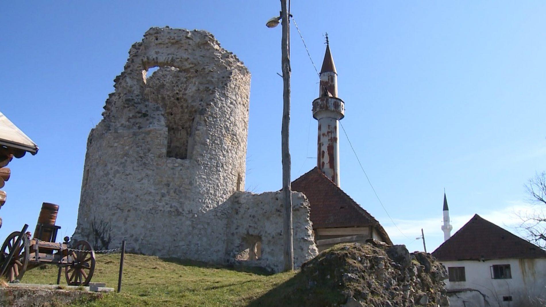 Stari grad Jezerski – Bosanska Krupa