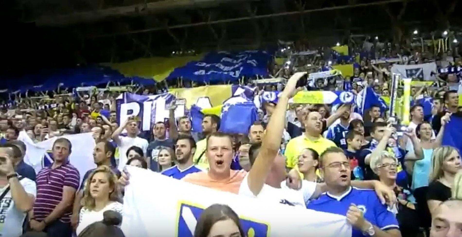 Ulaznice za košarkaški meč Bosna i Hercegovina – Grčka sutra u prodaji u Tuzli