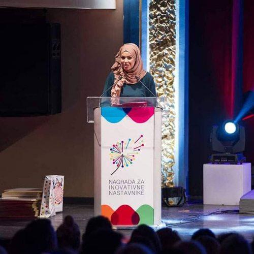 Svjetska nagrada za nastavnicu iz Bosne i Hercegovine
