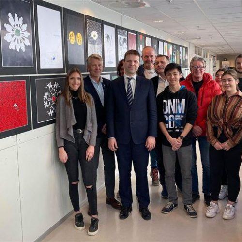 Norveški studenti organizovali izložbu o genocidu u Srebrenici
