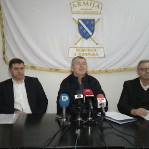Borci iz TK: Nećemo nikome dozvoliti urušavanje Bosne i Hercegovine (VIDEO)