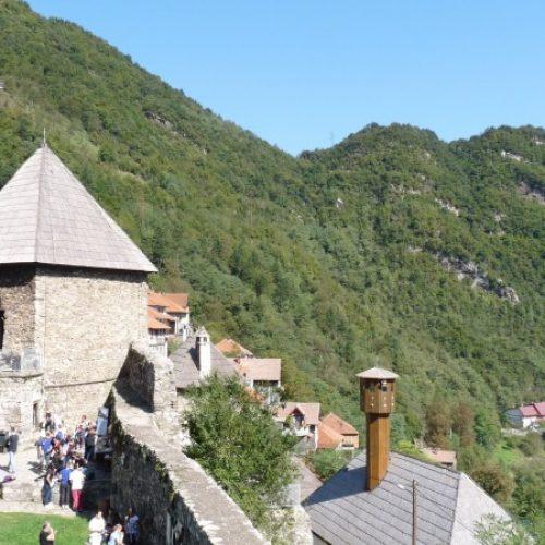 Federalno ministarstvo naredne sedmice daje dozvolu za sanaciju tvrđave Vranduk