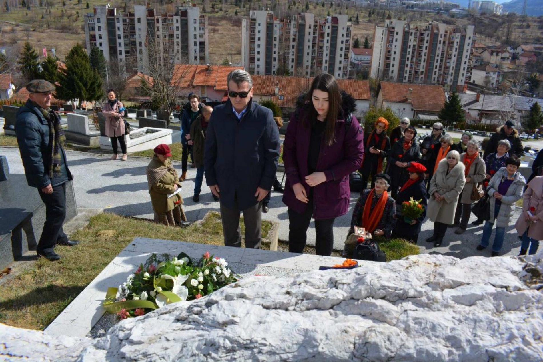 Posjetom grobu Gorana Čengića obilježen Dan pravednika
