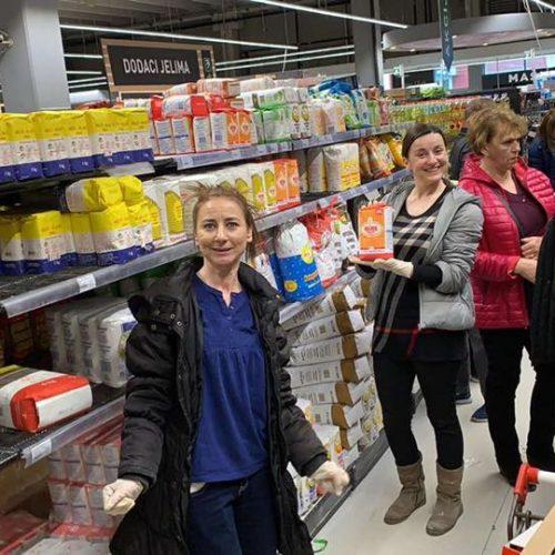 AS: Za 3 sedmice proizvedeno i kupcima isporučeno preko 22 miliona kg prehrambenih proizvoda