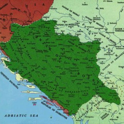 Bosna – jedina cjelovita od svih južnoslavenskih teritorija u Osmanskom carstvu