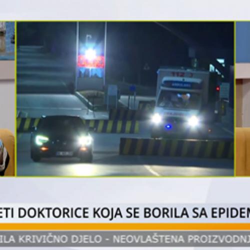 Dr. Dizdarević: Slušanje, posmatranje, davanje naredbi, ovo je za naš narod malo prenapeto