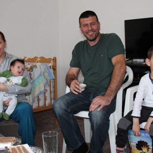 Reisu-l-ulema darovao sedmo dijete porodice Subašić