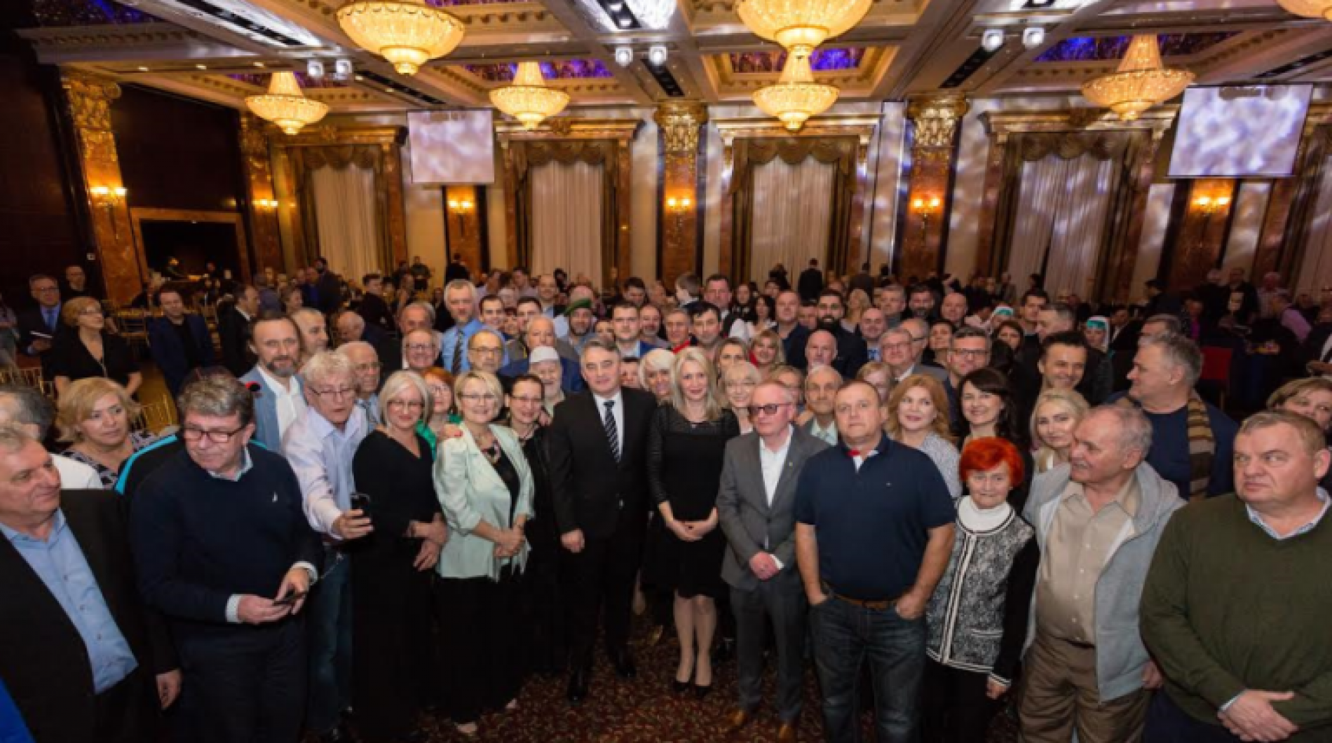 Toronto: Predstavnici bosanskohercegovačkih organizacija ugostili Komšića