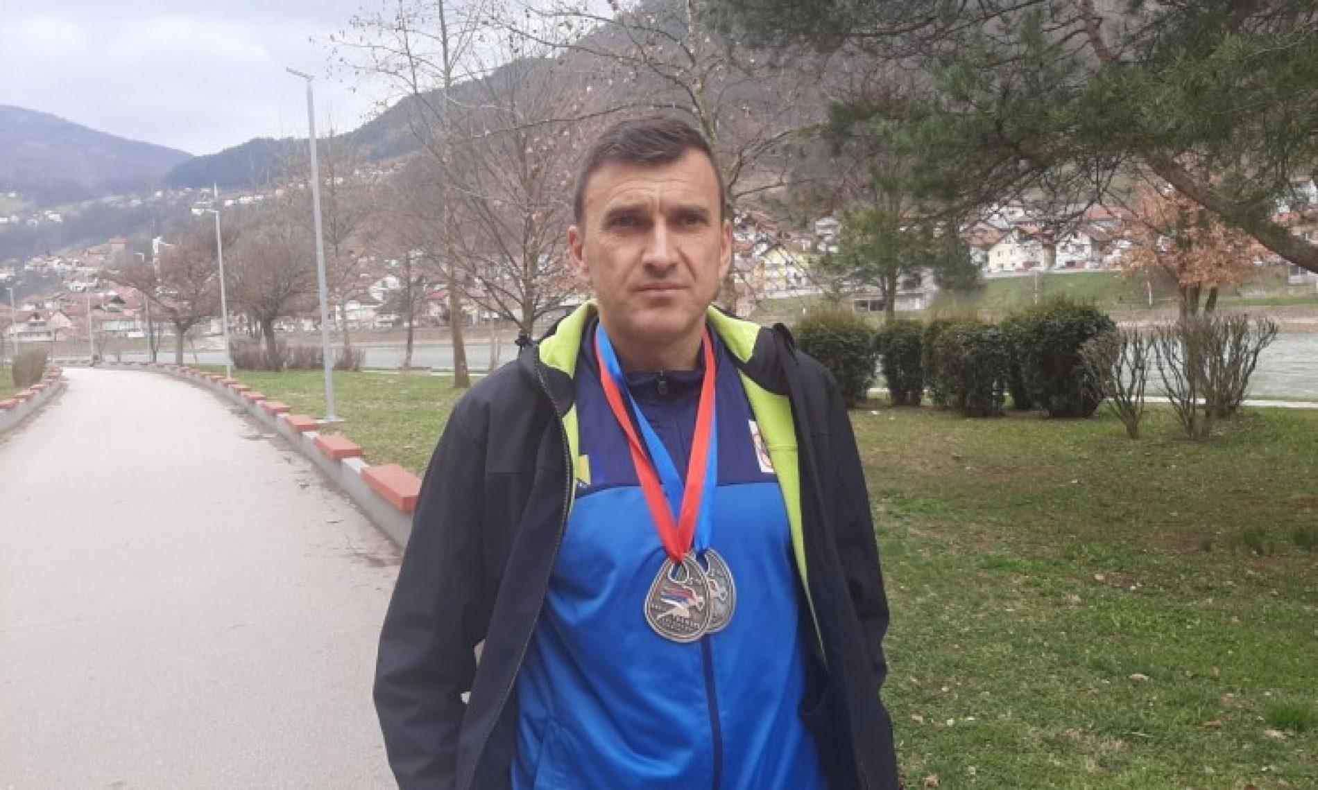 Goraždanski atletičar Zaim Šuman prvak Balkana na 3.000 metara