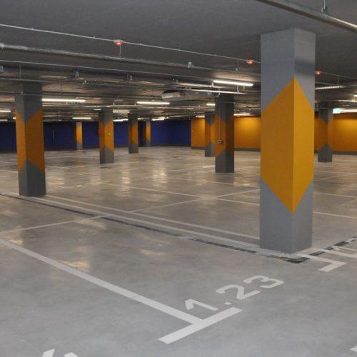 Do kraja mjeseca besplatan parking u novootvorenoj podzemnoj garaži u Starom Gradu