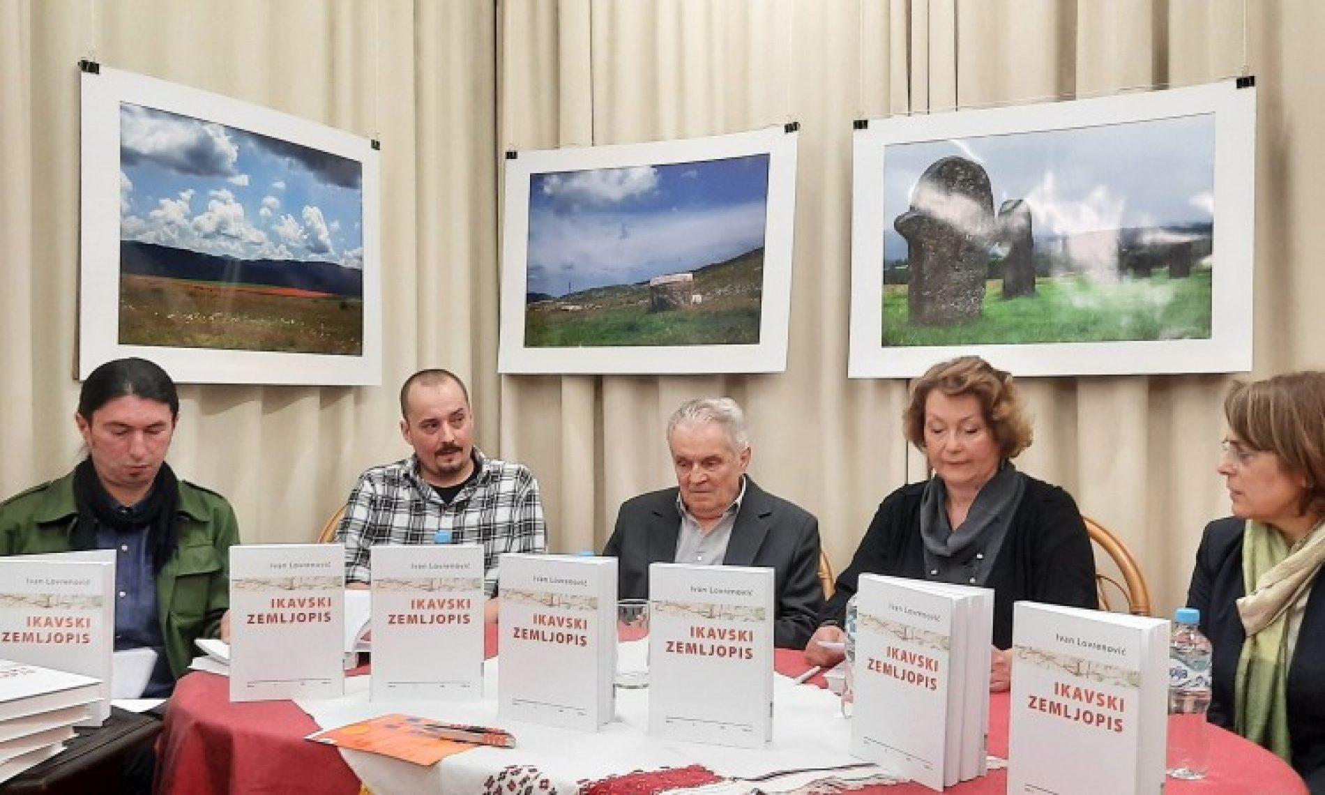 'Ikavski zemljopis' istinski zapis o Bosni i njenom identitetu