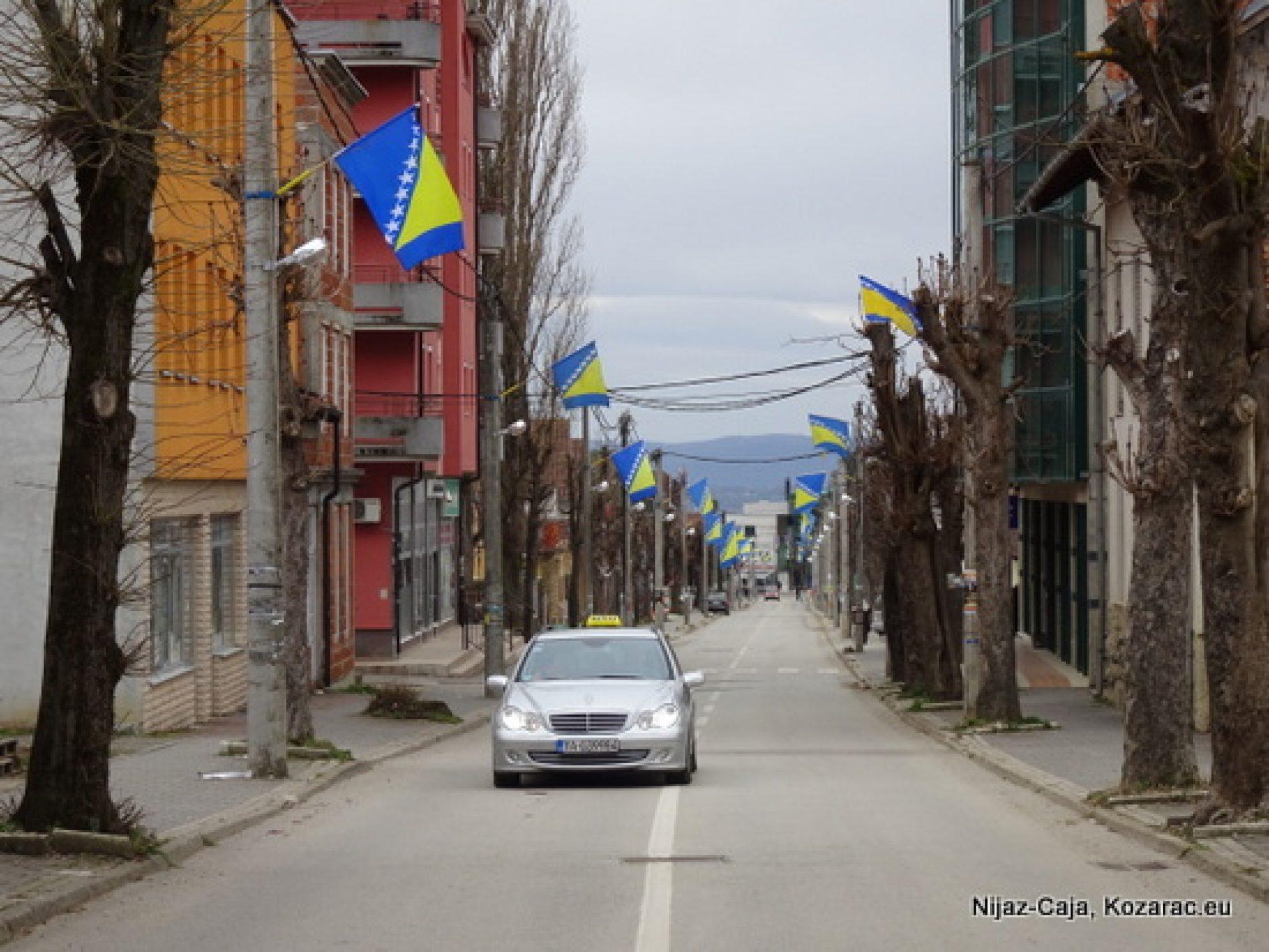 Dan nezavisnosti u Kozarcu: Ovdje se Bosna voli