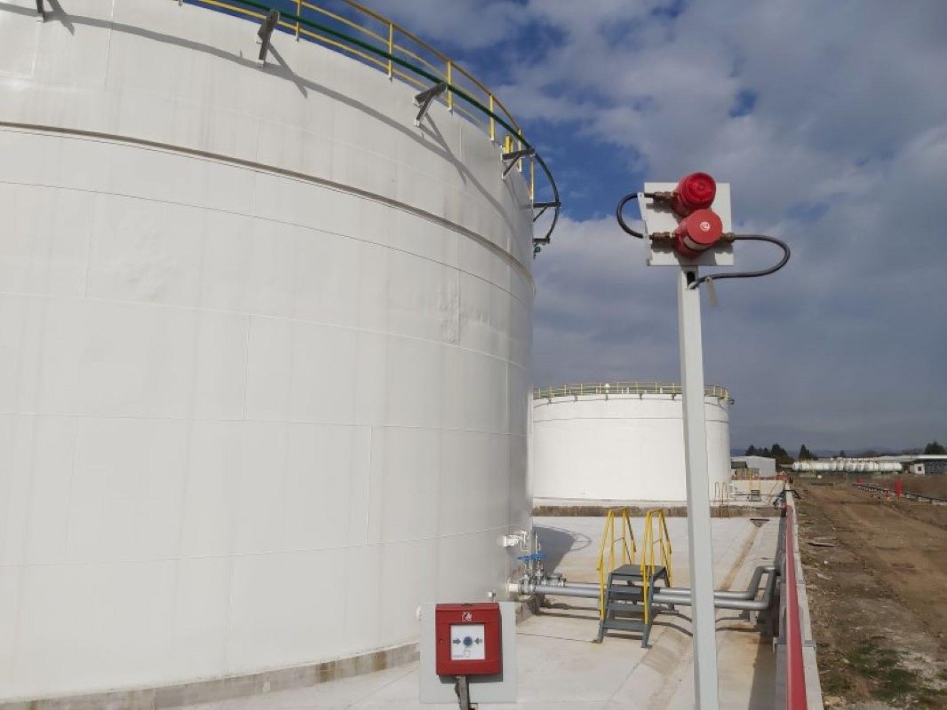 U Živinicama otvoren terminal tečnih naftnih derivata
