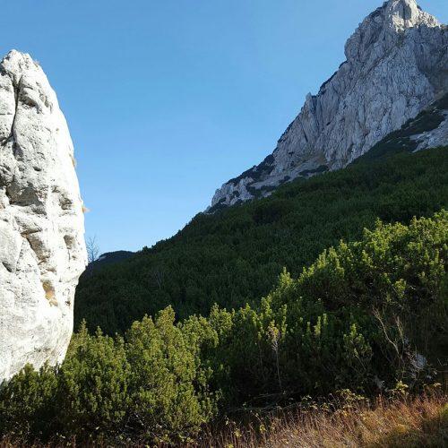 Putovanje po planinama