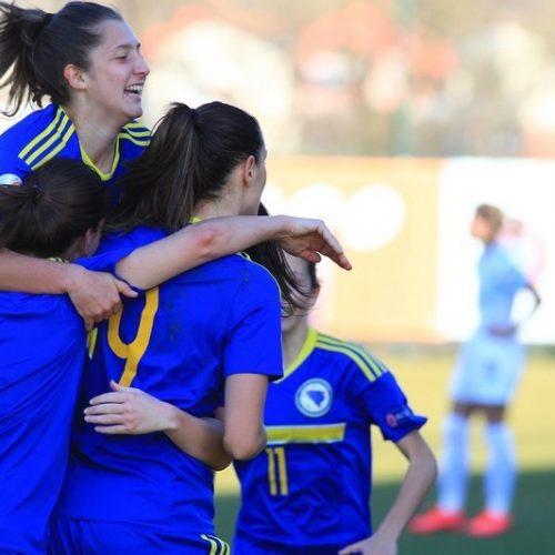 Bosanske nogometašice bolje od Izraela
