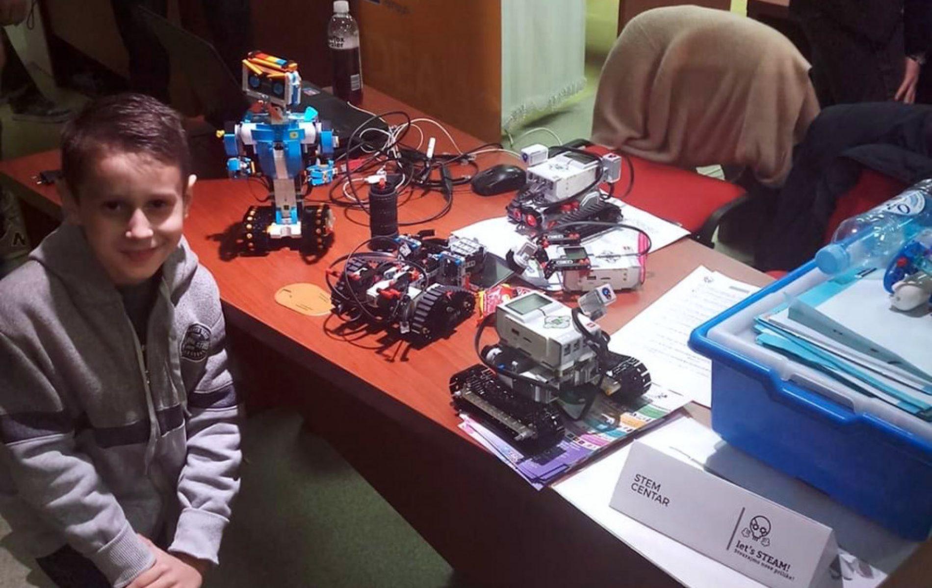 """11-godišnji genijalac iz Zenice napravio """"pametnu kuću"""", glasom kontrolira uređaje"""