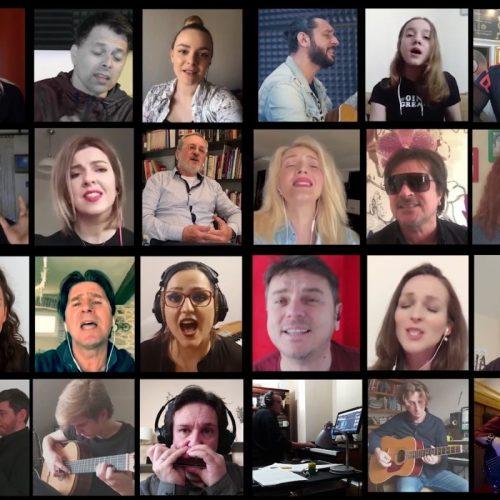 Muzičari Bosne i Hercegovine – Zemljo Moja 2020 (Video)