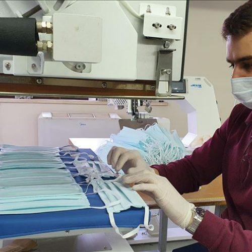 'Alma Ras' proizvodi i donira 50.000 zaštitnih maski, uplatili sredstva i za respiratore