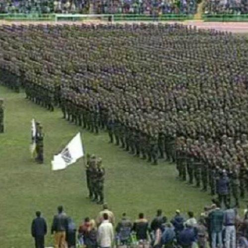 Armija koja je srcem i golim rukama branila Bosnu i Hercegovinu