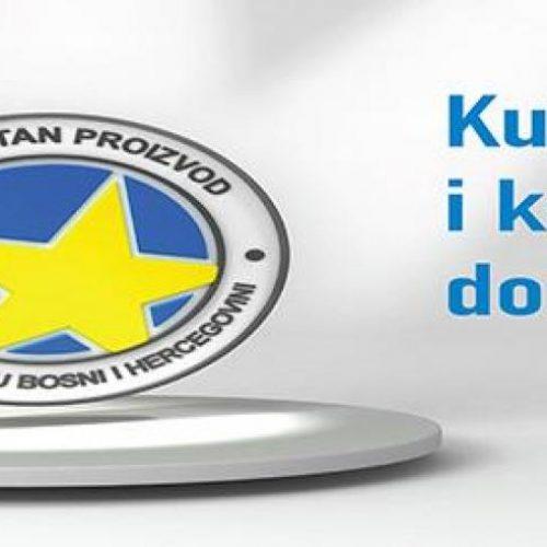 Kupujmo domaće proizvode, tako čuvamo i radna mjesta mnogih u Bosni i Hercegovini