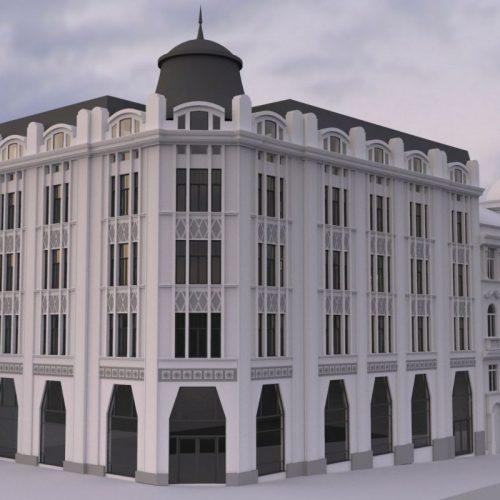 Počinje izgradnja hotela Hilton, investicija vrijedna 3,5 miliona eura