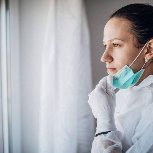 I u vrijeme pandemije koronavirusa medicinske sestre su na prvoj liniji