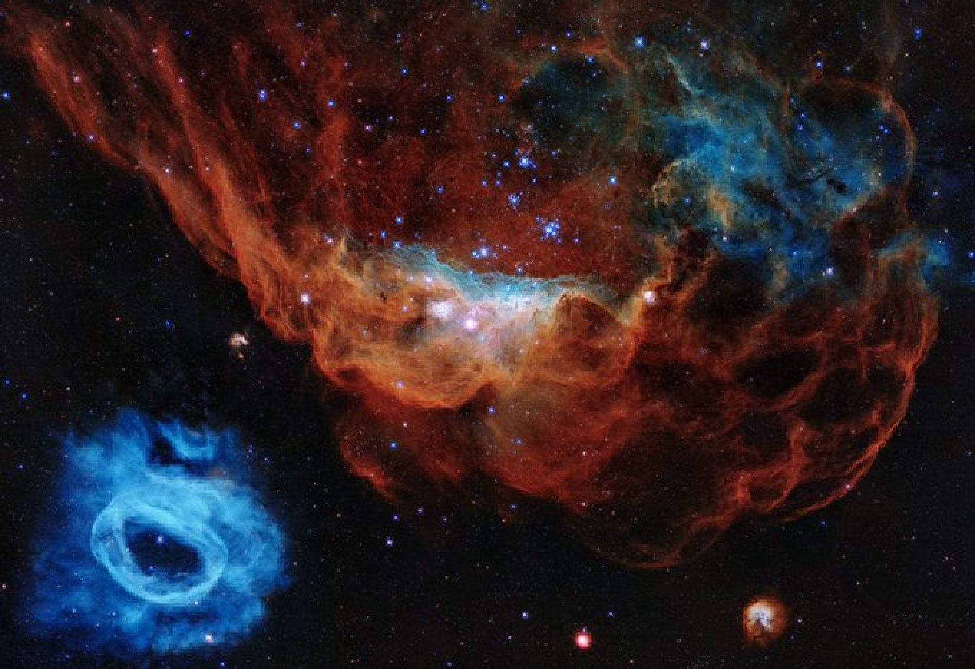 Teleskop Hubble za 30. rođendan napravio nevjerovatnu fotografiju svemira (Video)