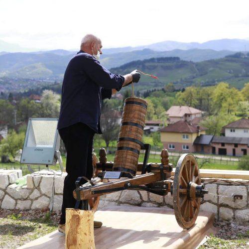 Ramazanski topovi stigli u Brezu, Kakanj i Bugojno