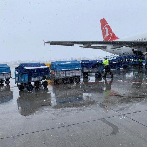 Na Aerodrom Sarajevo sutra stiže medicinska pomoć Turske za Bosnu i Hercegovinu