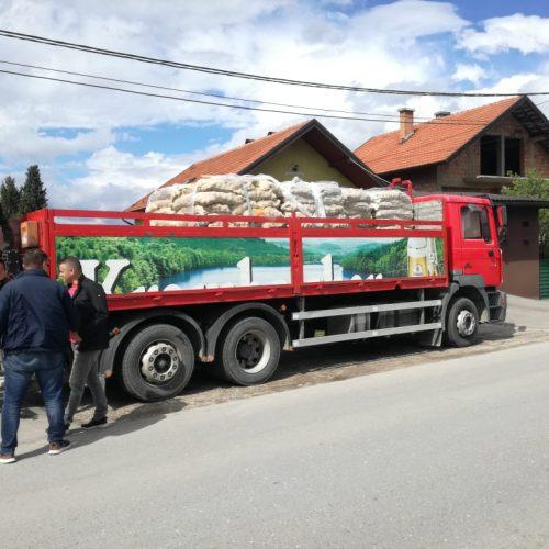 Visoko: Za 580 porodica obezbjeđena proljetna sjetva krompira