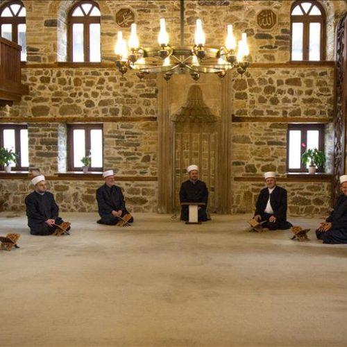 Sultan-Ahmedova džamija u Zenici: Tradicionalna hafiska mukabela bez prisustva vjernika