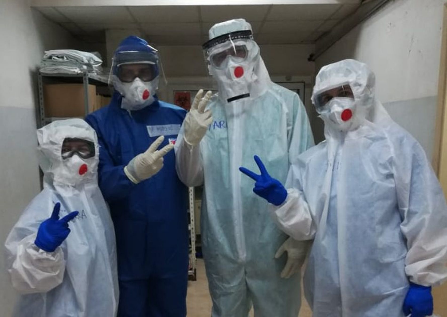 Tim KBZ-a uspješno porodio ženu pozitivnu na kakoronavirus