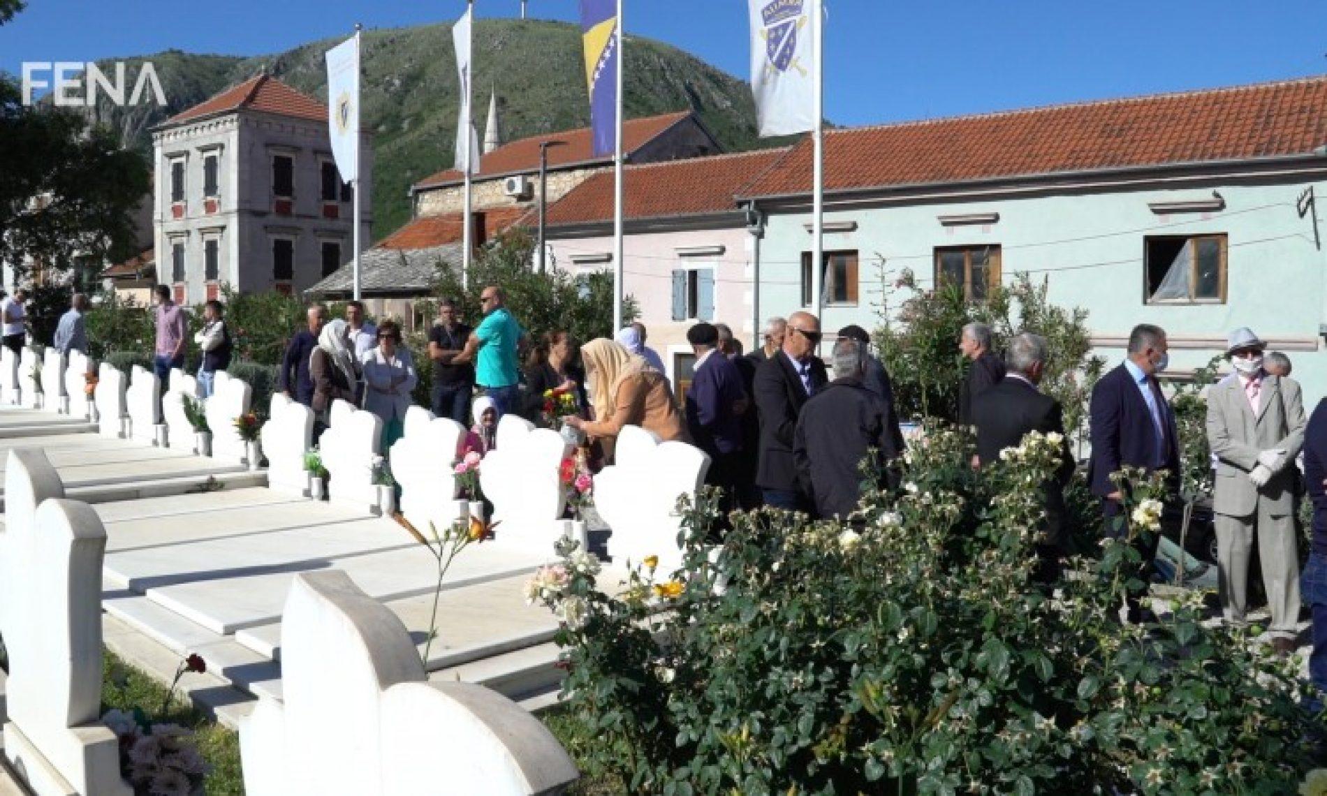 U Mostaru obilježen Dan šehida (VIDEO)
