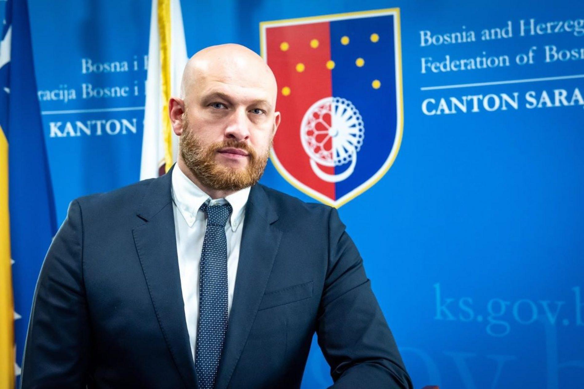 Ministar Alikadić: Do kraja godine upotpunosti ću urediti sport