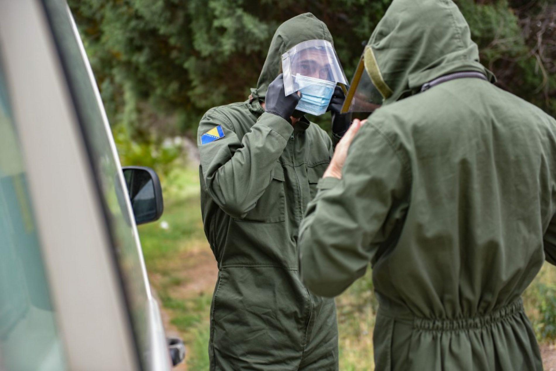 Komandant EUFOR-a: Nisam upoznao posvećenije i profesionalnije vojnike od onih u OSBiH