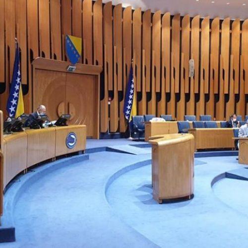 Državni parlament: HDZ i SNSD odbili prijedlog o plaćama poslanika
