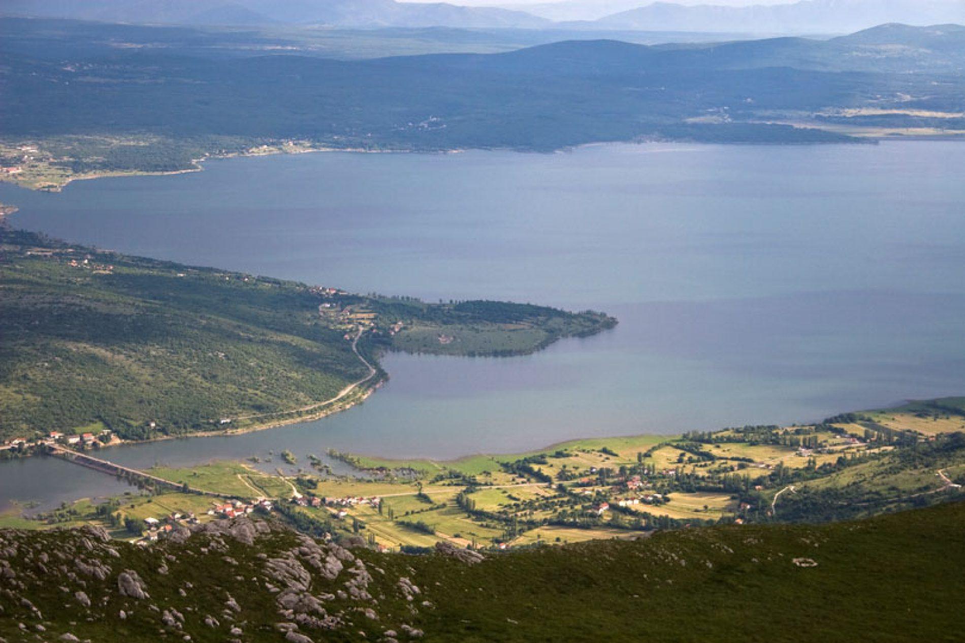 Resorni ministar u Kantonu 10: Zašto nikom nije stalo da naplatimo 15 miliona KM za korištenje voda Buškog jezera?