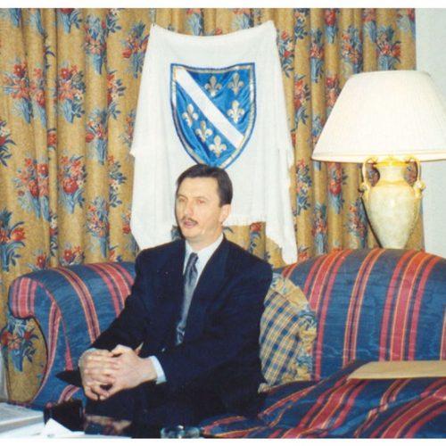 Irfan Ljubijankić – GOSPODIN IZ BOSANSKE BAŠTE