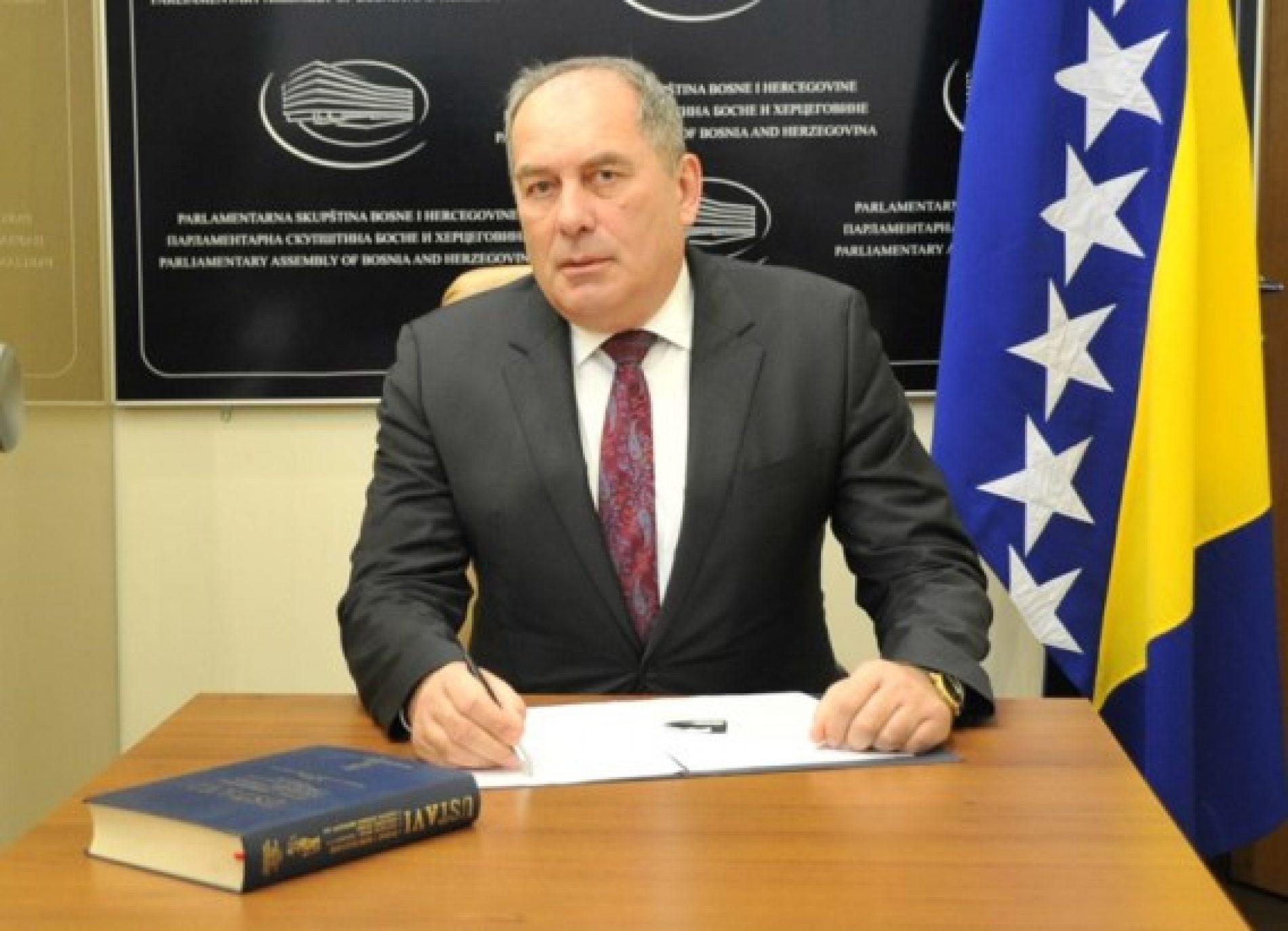 Mektić: Tužilaštvo se bavi samo Sarajevom i jednim dijelom Federacije
