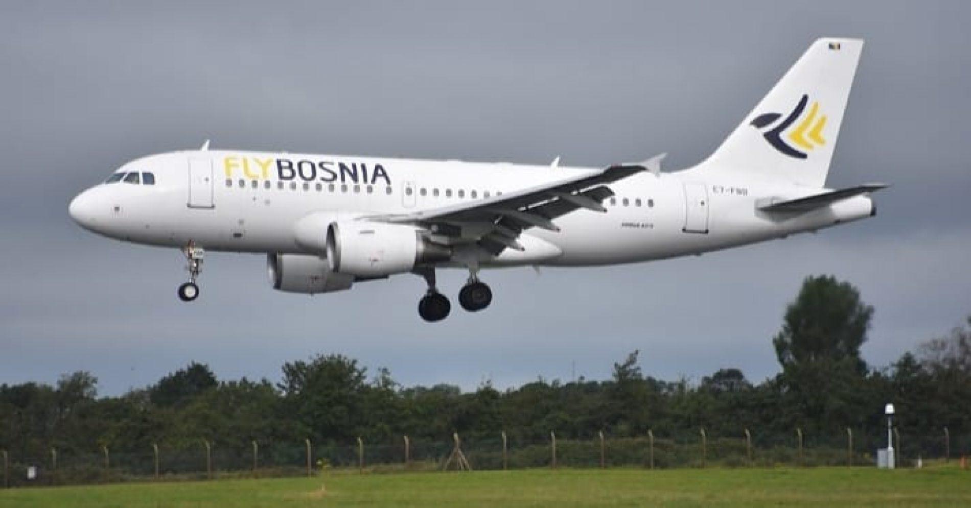 FlyBosnia od jula dovodi turiste u Bosnu i Hercegovinu
