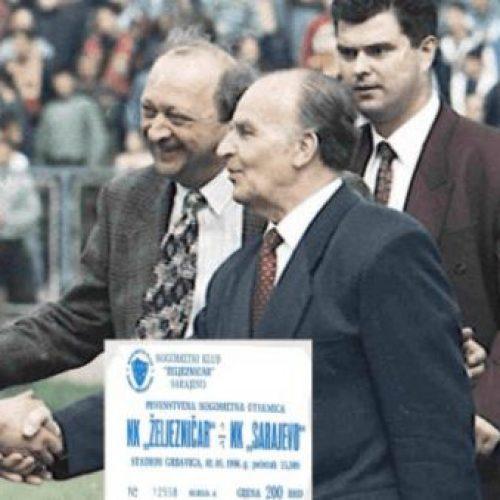 Na današnji dan odigrana je historijska utakmica između Želje i Sarajeva